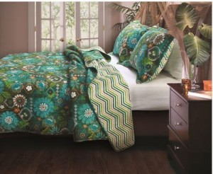 crazy tiki bedding