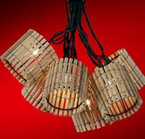 bamboo latern party lights