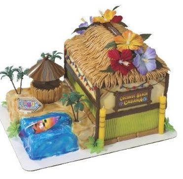 cabana cake