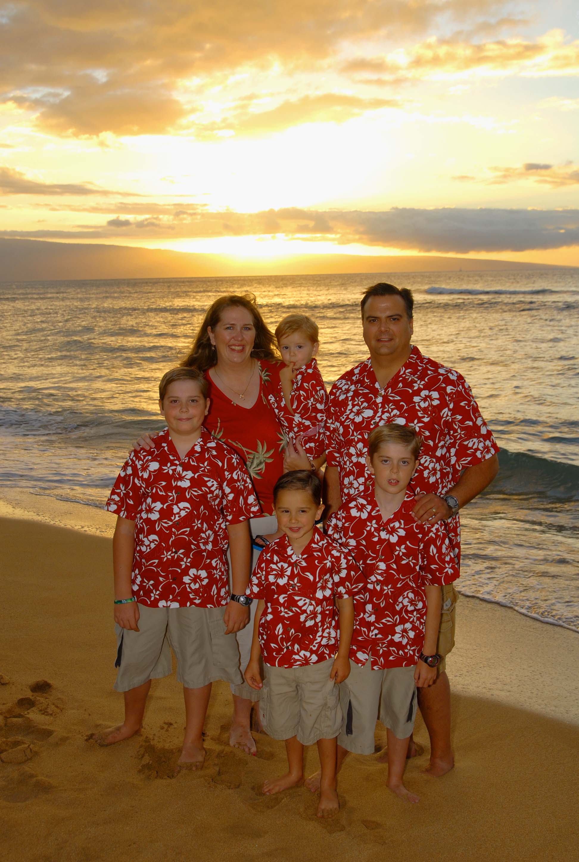 krista the hawaiian home family