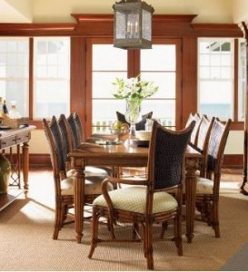 tommy bahama dining room