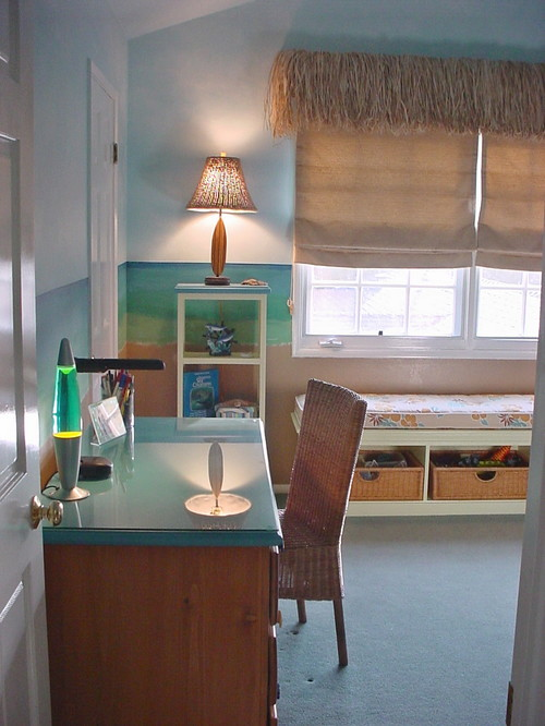 Tiki Bedroom Ideas