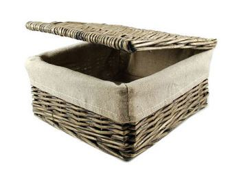 wicker hawaiian basket