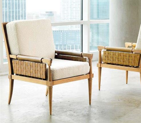 palm beach armchair