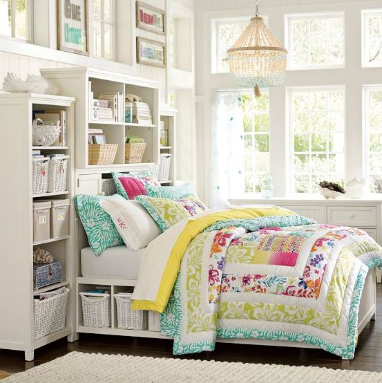 teen beach bedroom