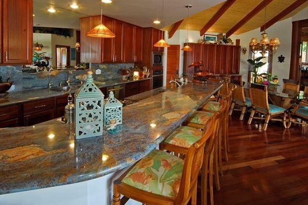 big island kitchen
