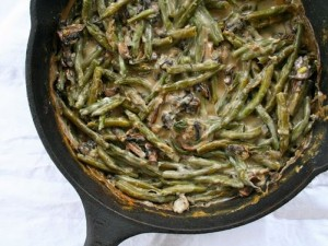 big island green bean casserole