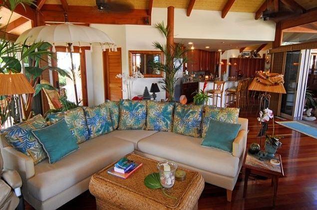 big island hawaiian home tour