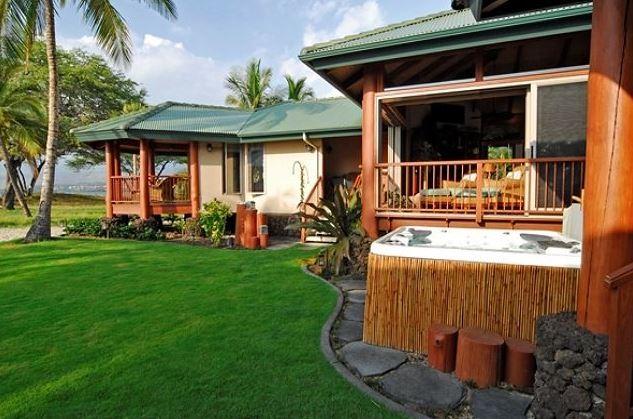 outside hawaiian home