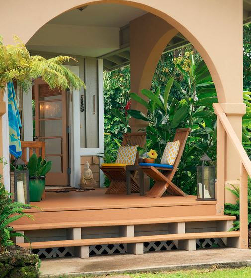 maui home porch