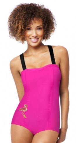 flamingo swimsuit