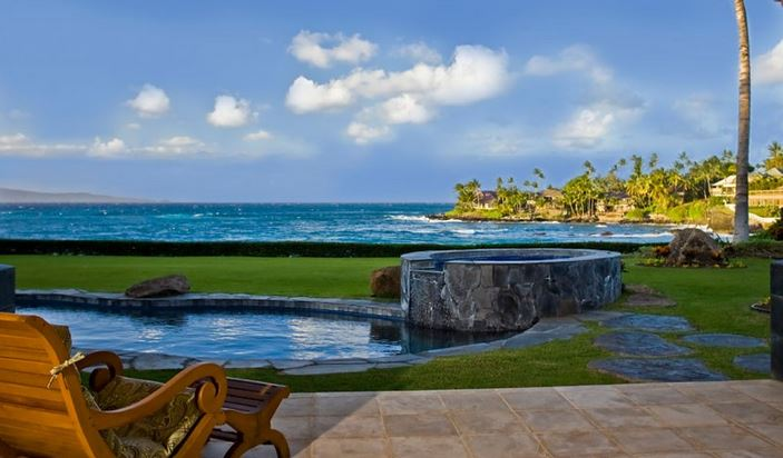 hawaiian luxury vacation rental