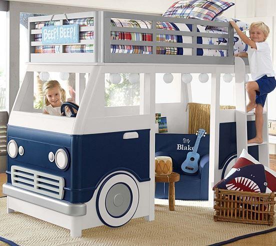 surf bunk bed