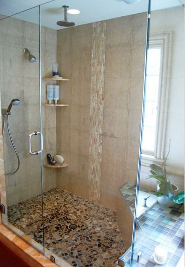 waterfall showerhead