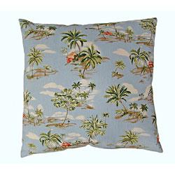 Tropical Pillows & Hawaiian Pillows