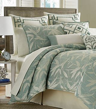 tommy bahama bamboo bedding