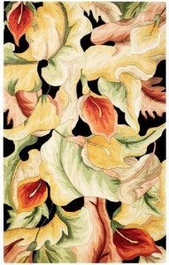 Hawaiian Style Floral Rugs The Hawaiian Home