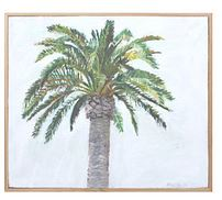 palm tree artwork on sale