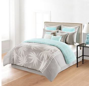 palm tree comforter on sale