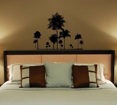 vinyl palm tree decals