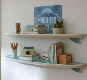 surboard shelf