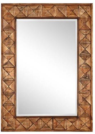 artisian tiki mirror