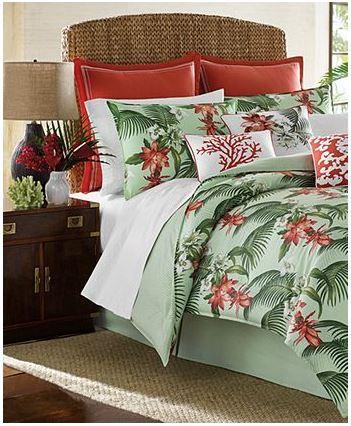 tommy bahama hawaiian bedding set