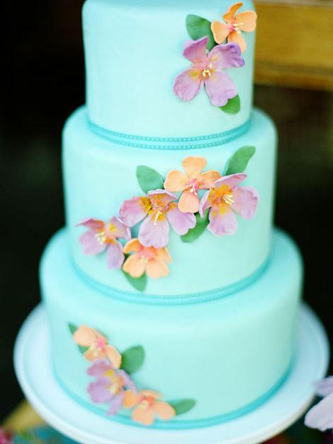 10 Hawaiian Style Wedding Cakes The Hawaiian Home