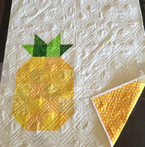 pineqpple quilt