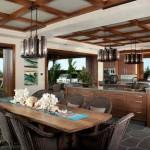 hawaiian dining room style