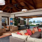 hawaiian great room design