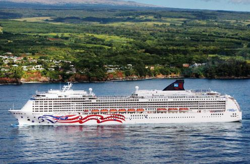 hawaii cruise on norweigan