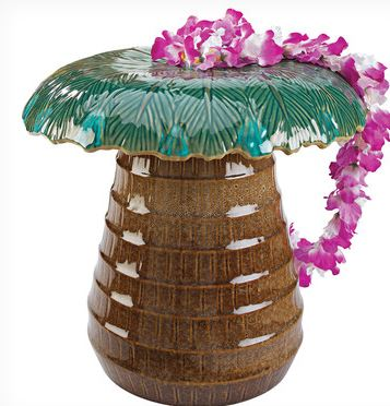 palm tree stool