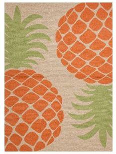 pineapple rugs