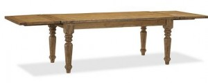 wood dining room table nautical