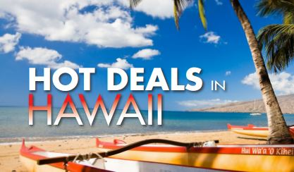 summer hawaii vacation deals