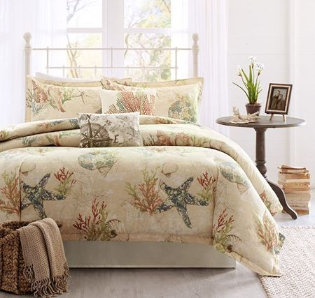summer beach bedding set