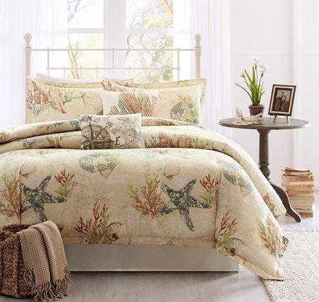 summer beach bedding set