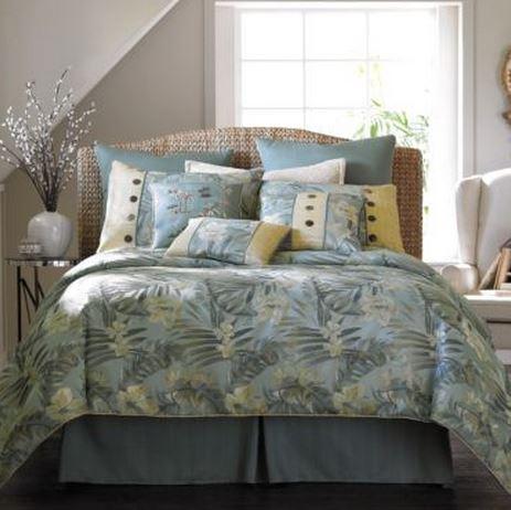 paradise island comforter