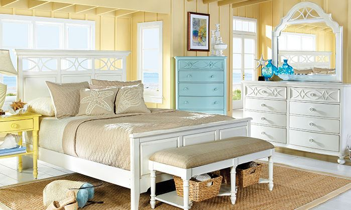 beach bedroom set on sale
