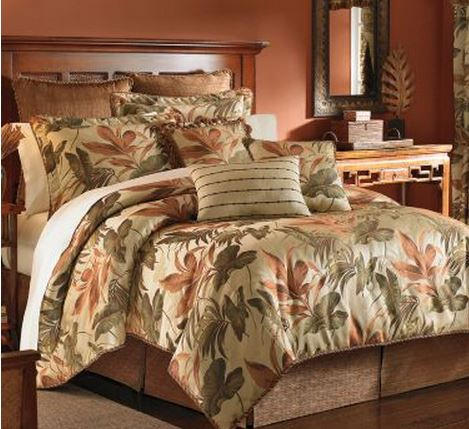 tropical bedding on sale