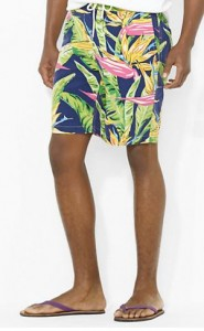 ralph lauren tropical swimsuit on sale