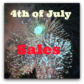 4th of july sales on tropical decor