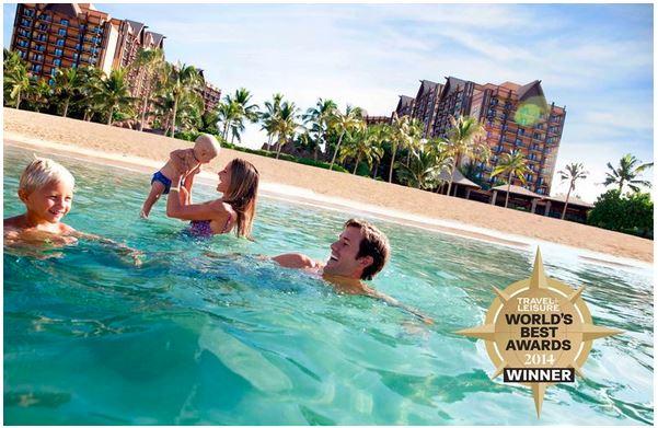 disney's aulani resort award