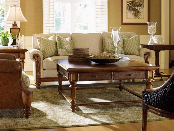 tommy bahama living room inspiration