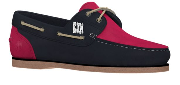 women's customized boat shoes
