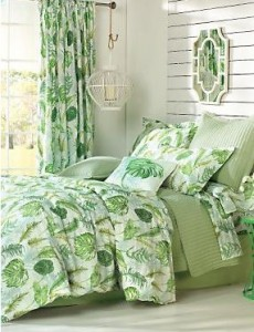 tropical comforter on sale