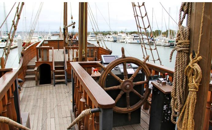 hawaii pirate ship deal