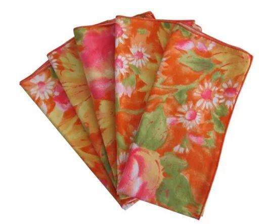 vintage Hawaiian napkins