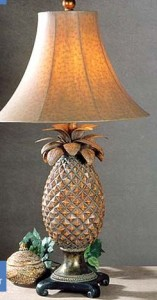 pineapple lamp on sale